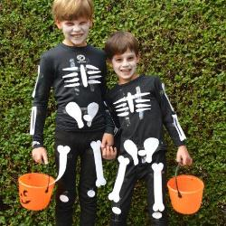 Easy Skeleton Costume – Copy