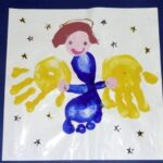 angel art for kids