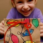 christmas crafts gift wrap