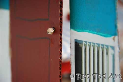 diy dolls house doors and handles