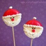 edible Santa Crafts (2)