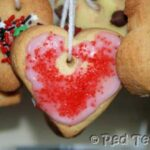 Kids Crafts: Edible Christmas Ornaments