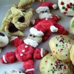 edible santa craft