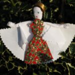 How to… make a Fabric Scrap Angel (Guest Post)