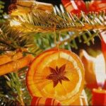 orange slices decorations