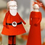 mr mrs clause crafts