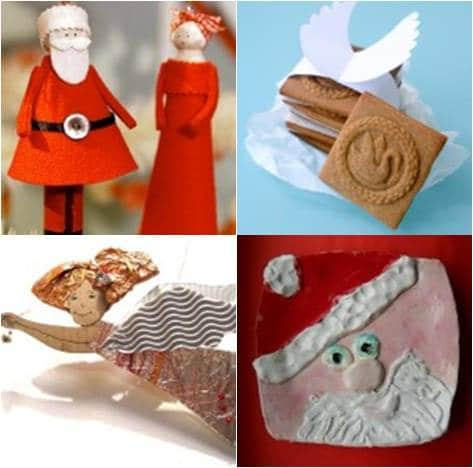 Craft Ideas Store on Blog    Blog Archive Santa Angel Craft Ideas    Red Ted Art S Blog