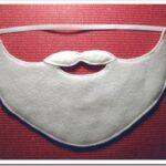 santa beard craft