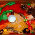 Quick Craft Post: (Autumn) Sensory Box