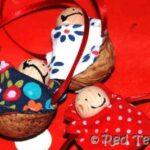 walnut cradle craft