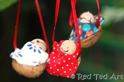 german christmas crafts for preschool