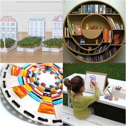Cardboard box craft ideas crafting cardboard box craft ideas solutioingenieria Images