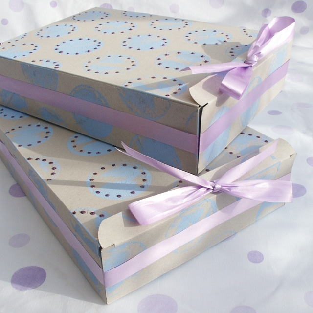 cardboard box giftbox