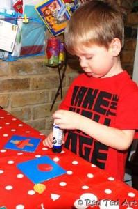 christmas cards children