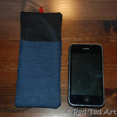 ipod iphone cover  diy