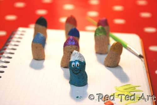 peanut crafts (2)