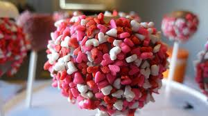 valentine pops