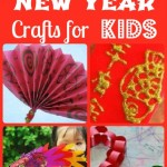 Chinese New Year Get Crafty – A Mini Kids Craft Round Up for You!