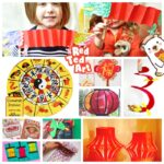 Chinese New Year Crafts & Ideas for Kids
