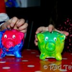 Weekly Photo: Piggy Bank Kids