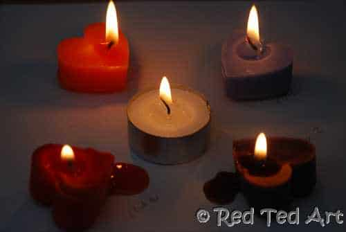 candle wicks without borax