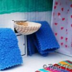 diy dolls house sink