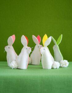 easter craft ideas bunnies