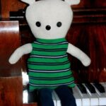 Quick Craft Post: Easy Rag Teddy Bear
