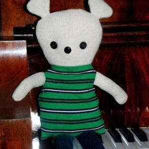 easy rag teddy bear - Copy