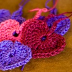 heart crochet patterns