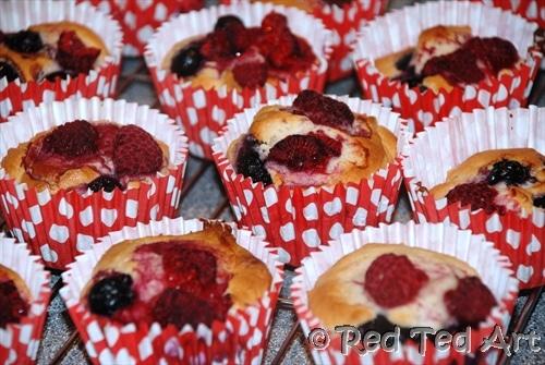kids muffins recipe