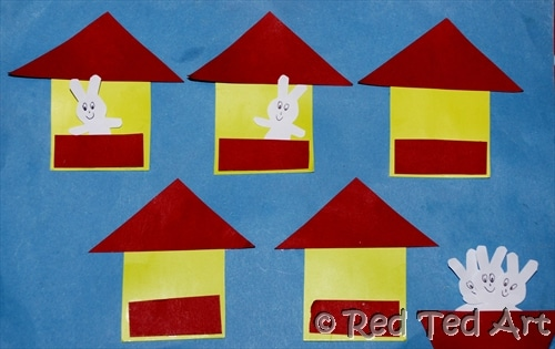 Quick Craft Post Reward Chart Red Ted Art Make Crafting With Kids Easy Fun