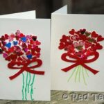 Kids Craft: Valentine's Handprints & Cards