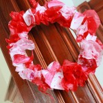 valentines day wreath easy