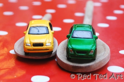 Cars party games (2)