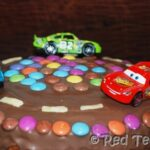 cars party cake