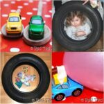 Our Homemade Cars Party!