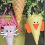 40 easter crafts ideas to inspire you red ted arts blog easter baskets negle Images
