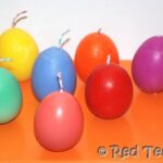 easter candles how to