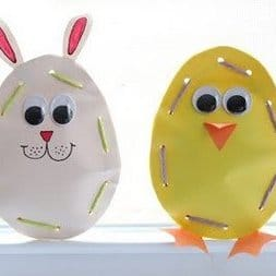 40 Easter Crafts Ideas To Inspire You Red Ted Art S Blog