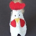 easter egg carton crafts