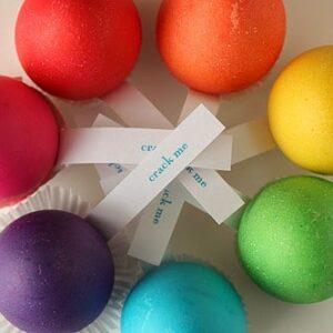 easter egg treat ideas