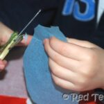 Kids Crafts: 4 Seasons – Winter Colours