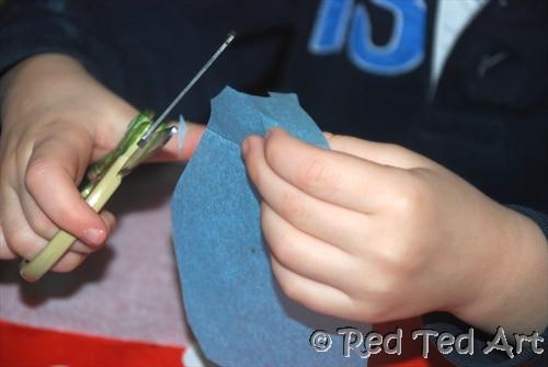 winter craft kids