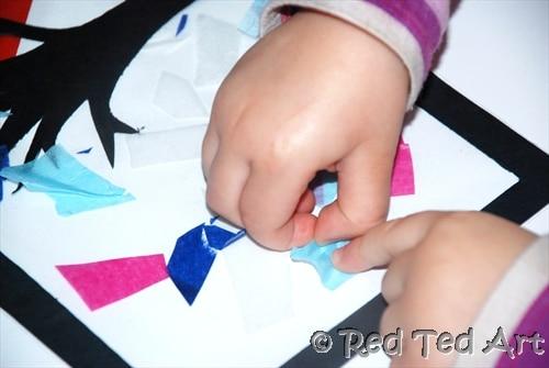 four seasons craft kids