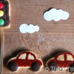 Boys' Cars Party (cont.): Traffic Lights & Cars Cookies