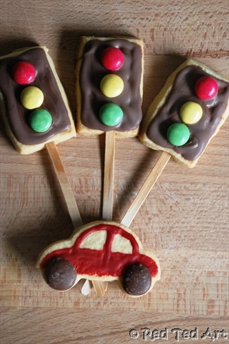 traffic light cookies (3)
