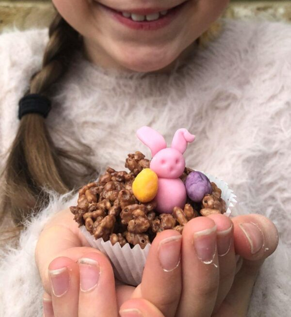 Bunny Easter Nests