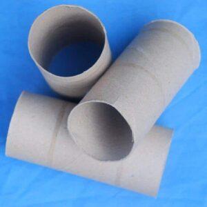 cardboard tube roll