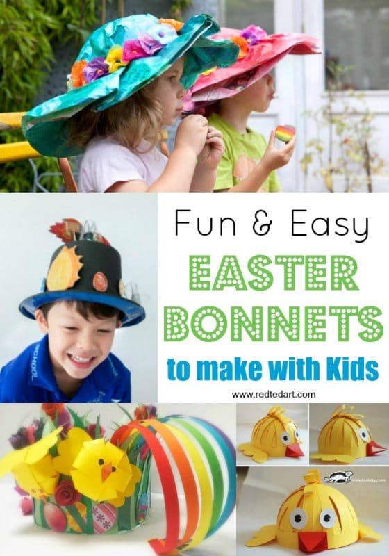 Easter Bonnet DIYs